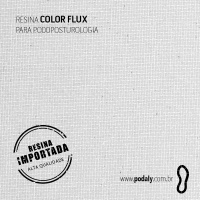 RESINA COLORFLUX GELO 1,2 MM  1000MM X 450MM