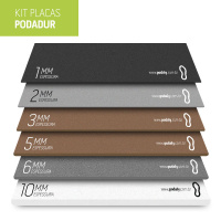 KIT PLACAS • PODADUR