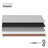 KIT PLACAS PODADUR