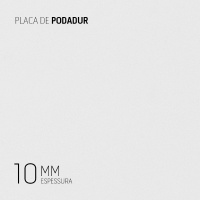 PLACA • PODADUR 10MM • 760 x 380MM