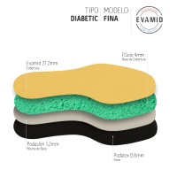 FINA EVAMID PSOLE4MM E