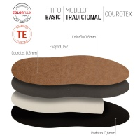TRADICIONAL COUROTEX COLORFLUX TE