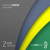 PAR • PLACAS PEQUENAS • EVAPOD LISO • 300 X 110MM