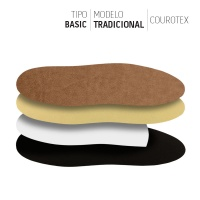 PALMILHA • BASIC TRADICIONAL COUROTEX