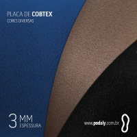 PAR • PLACA COBTEX • 300 X 110MM