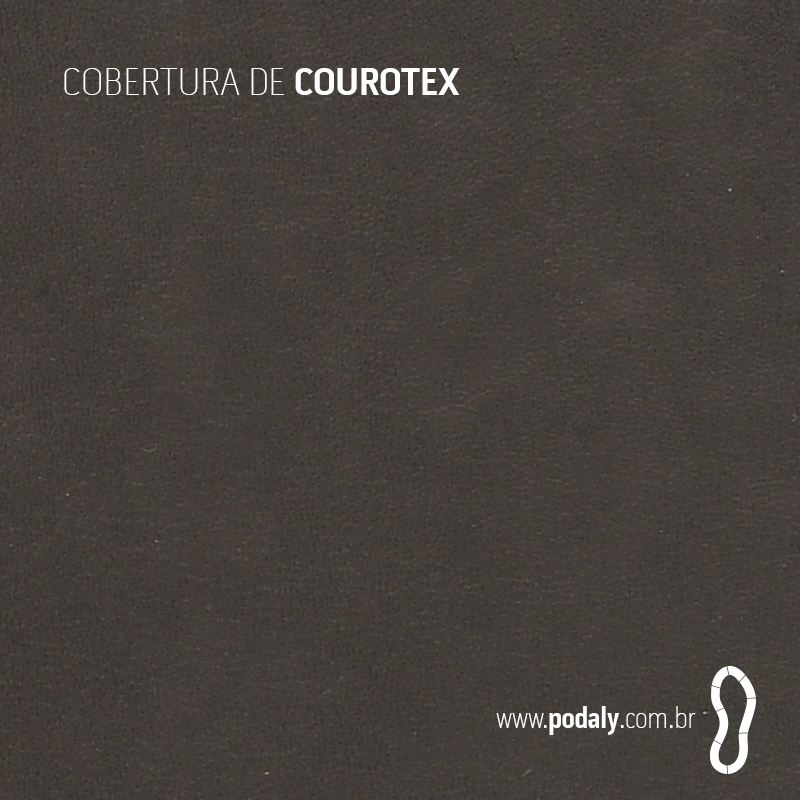 COUROTEX PRETO 1400MM x 500MM