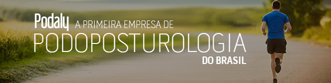 Podaly Podoposturologia Palmilhas posturais